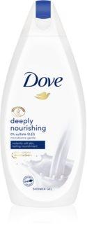 Dove Deeply Nourishing овлажняващ душ гел