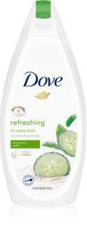 Dove Go Fresh Fresh Touch питательный гель для душа