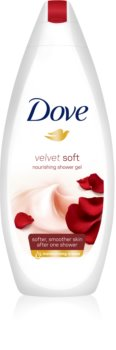 Dove Velvet Soft Moisturizing Shower Gel