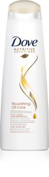 Dove Nutritive Solutions Nourishing Oil Care Shampoo mit ernährender Wirkung