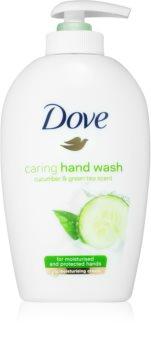 Dove Go Fresh Cucumber & Green Tea нежное жидкое мыло для рук