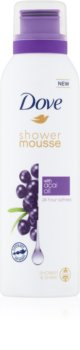 Dove Acai Oil mousse de douche