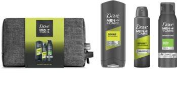 Dove Men+Care Sport Active+Fresh dárková sada VII.