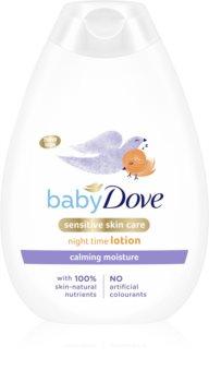 Dove Baby Calming Nights jemné tělové mléko