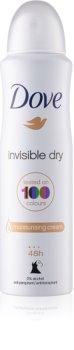 Dove Invisible Dry антиперспирант в спрее 48часов