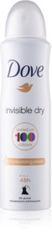 Dove Invisible Dry antitranspirante em spray 48 h