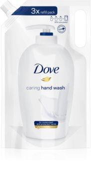 Dove Caring кремовое жидкое мыло (выгодная упаковка)