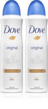 Dove Original Antiperspirant Spray (Økonomipakke)