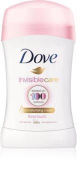 Dove Invisible Care Floral Touch kemény izzadásgátló fehér foltok ellen alkoholmentes