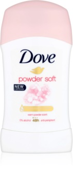 Dove Powder Soft anti-transpirant solide 48h