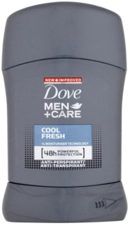 Dove Men+Care Cool Fresh Antiperspirant Stick 48 timer