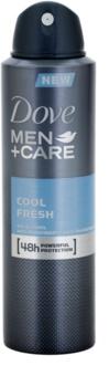 Dove Men+Care Cool Fresh desodorizante antitranspirante em spray 48 h