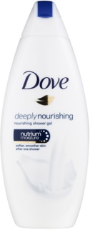 Dove Deeply Nourishing gel de ducha nutritivo