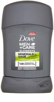 Dove Men+Care Elements antitranspirante 48h