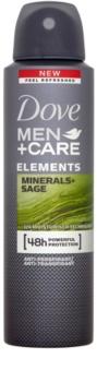 Dove Men+Care Elements дезодорант-антиперспирант в спрее 48часов