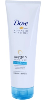 Dove Advanced Hair Series Oxygen Moisture acondicionador hidratante