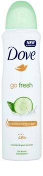 Dove Go Fresh Fresh Touch αποσμητικό αντιιδρωτικό σε σπρέι 48 ώρες