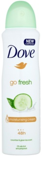 Dove Go Fresh Fresh Touch deodorant spray antiperspirant 48 de ore