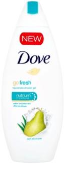 Dove Go Fresh gel de duche
