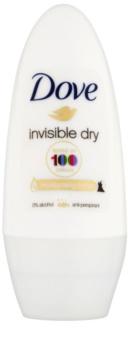 Dove Invisible Dry antiperspirant roll-on protiv bijelih mrlja 48h