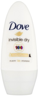 Dove Invisible Dry Roll-on-Antitranspirant gegen weiße Flecken 48h