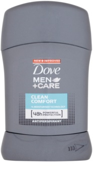 Dove Men+Care Clean Comfort tuhý antiperspirant 48h