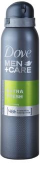 Dove Men+Care Extra Fresh αποσμητικό αντιιδρωτικό σε σπρέι 48 ώρες