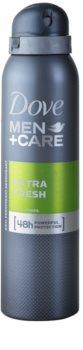 Dove Men+Care Extra Fresh Hikoilua Estävä Deodoranttisuihke 48h