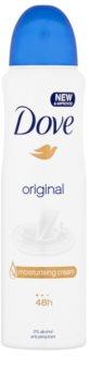 Dove Original dezodorant antiperspirant v spreji 48h