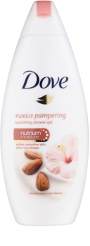 Dove Purely Pampering Almond gel de ducha nutritivo
