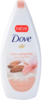 Dove Purely Pampering Almond Badeskum