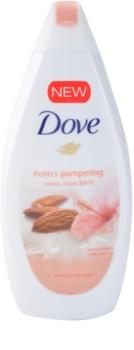 Dove Purely Pampering Almond bagnoschiuma