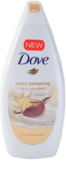 Dove Purely Pampering Shea Butter espuma de banho