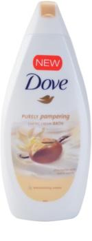 Dove Purely Pampering Shea Butter espuma de baño