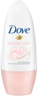 Dove Powder Soft roll-on antibacteriano