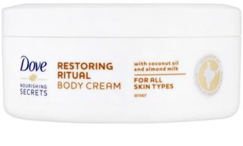 Dove Nourishing Secrets Restoring Ritual crema corporal