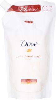 Dove Silk Fine υγρό σαπούνι για τα χέρια ανταλλακτικό