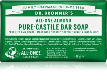 Dr. Bronner's Almond săpun solid