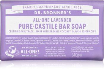 Dr. Bronner's Lavender mydło w kostce