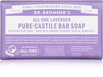 Dr. Bronner's Lavender Szilárd szappan