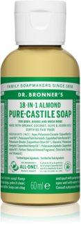Dr. Bronner's Almond folyékony univerzális szappan