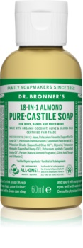 Dr. Bronner's Almond tekuté univerzálne mydlo