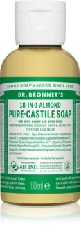 Dr. Bronner's Almond Universal Liquid Soap