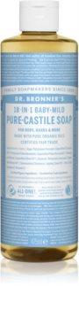 Dr. Bronner's Baby-Mild tekuté univerzální mýdlo bez parfemace