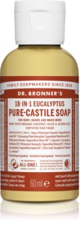 Dr. Bronner's Eucalyptus folyékony univerzális szappan