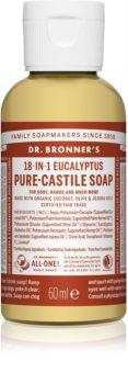 Dr. Bronner's Eucalyptus tekuté univerzální mýdlo