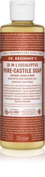 Dr. Bronner's Eucalyptus sabonete líquido universal