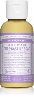Dr. Bronner's Lavender sapone liquido universale