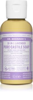 Dr. Bronner's Lavender жидкое универсальное мыло