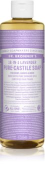 Dr. Bronner's Lavender течен универсален сапун